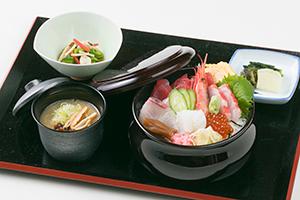 駿河海鮮丼